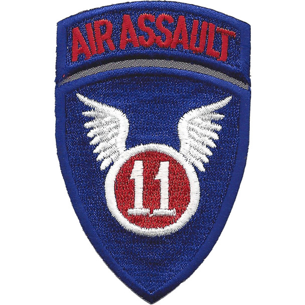 11th Airborne Infantry Assault Division Patch