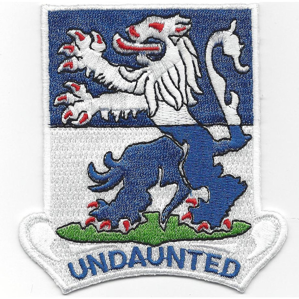 119th Infantry Regiment Patch