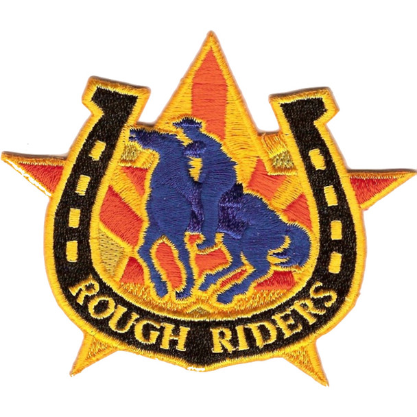 118th Cavalry Regiment Patch
