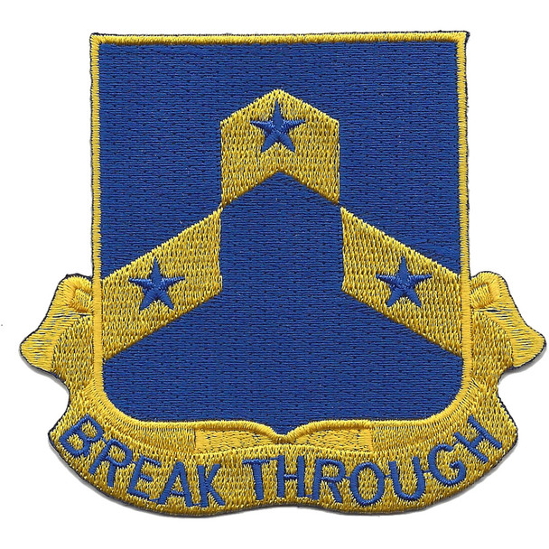 117th Infantry Regiment Patch