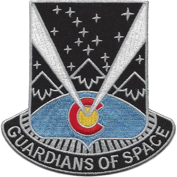117th Space Battalion Patch
