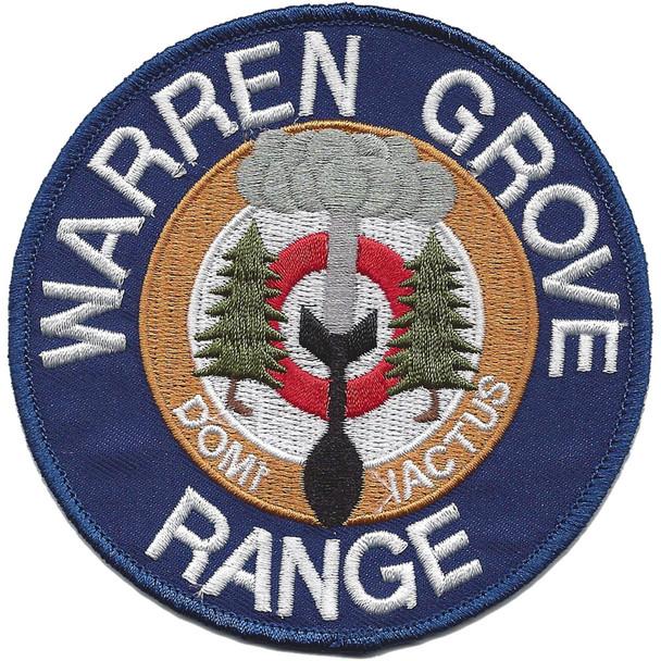 117th FW Warren Grove Range Patch