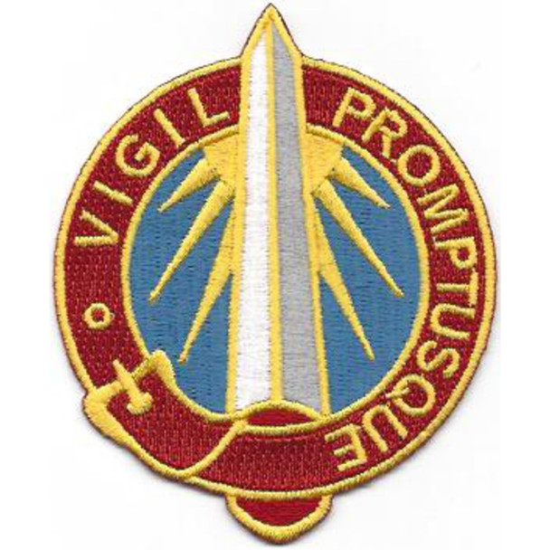 116th Military Intelligence Group Patch