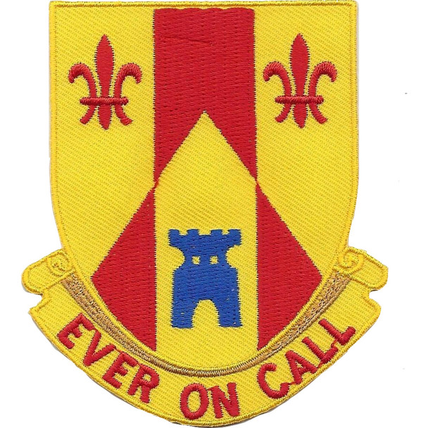 115th Field Artillery Regiment Patch