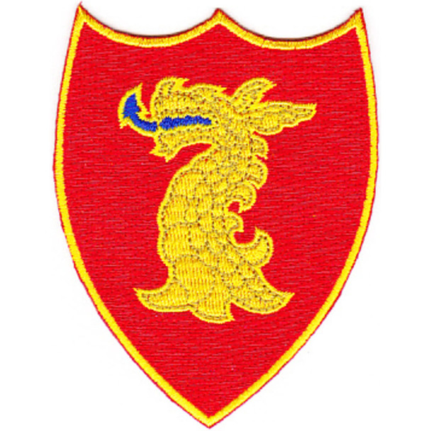 114th Field Artillery Regiment Patch
