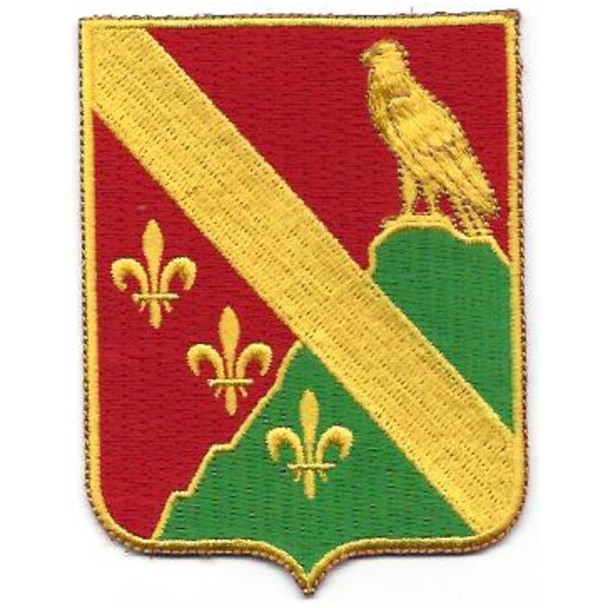 113th Field Artillery Battalion and Regiment patch