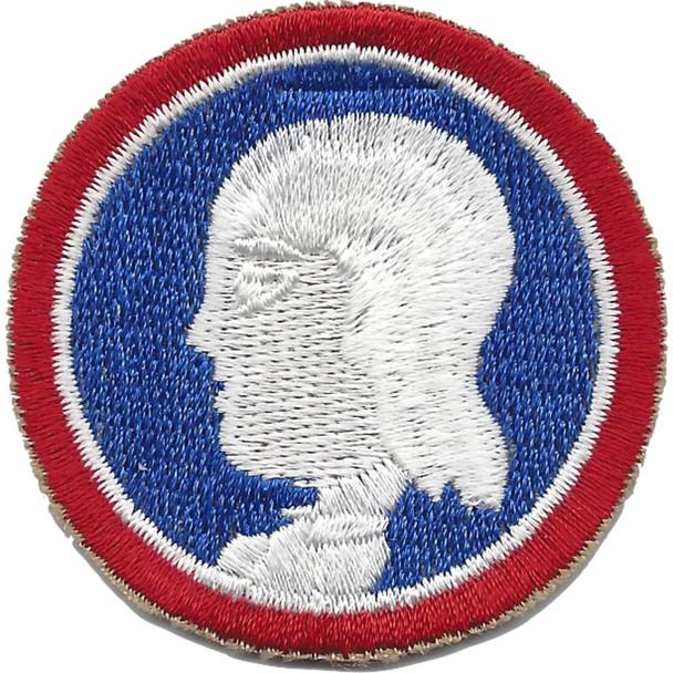 111th Regimental Combat Team Patch