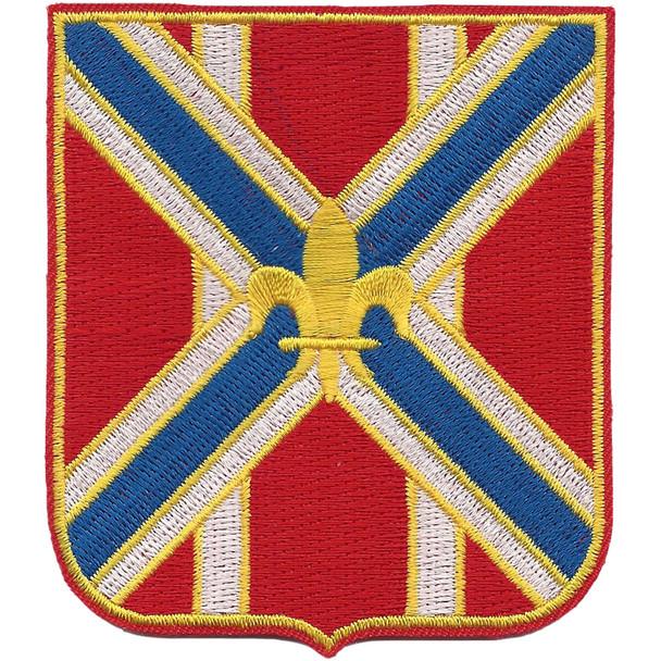 111th Field Artillery Battalion Patch