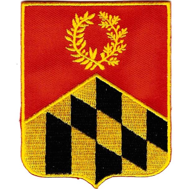 110th Field Artillery Regiment Patch