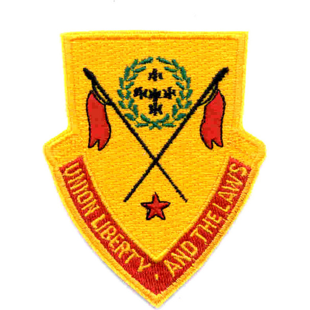 110th Cavalry Regiment Patch