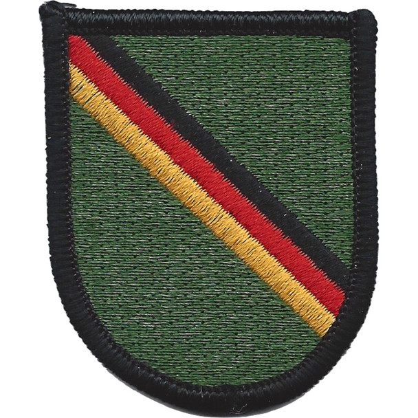 10th Special Forces Group Europe Flash Patch