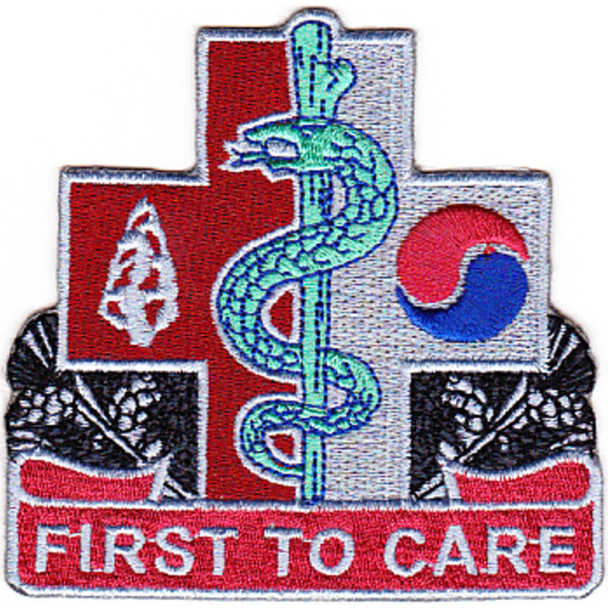 14th Field Hospital Patch