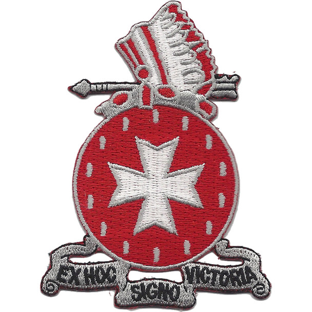 14th Field Artillery Battalion Patch