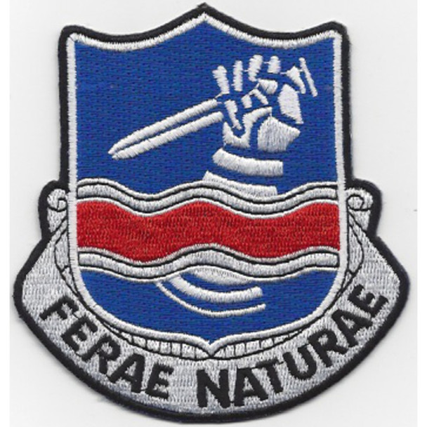 148th Armored Infantry Battalion Patch