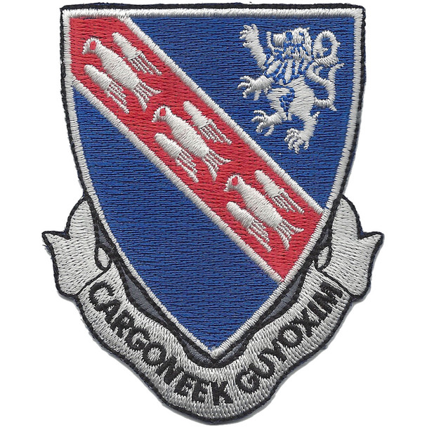 147th Armored Regiment Patch