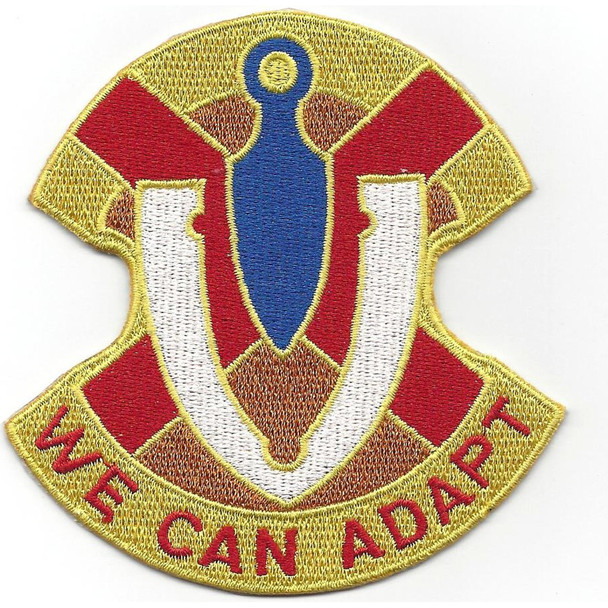 145th Chemical Battalion Patch