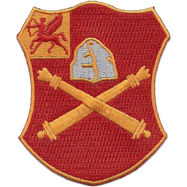10th Field Artillery Regiment Patch