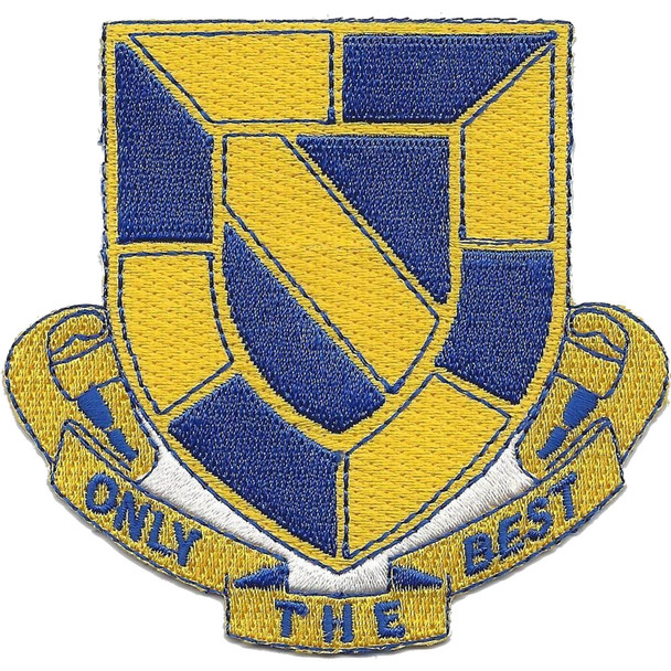 10th Armor Infantry Battalion Patch