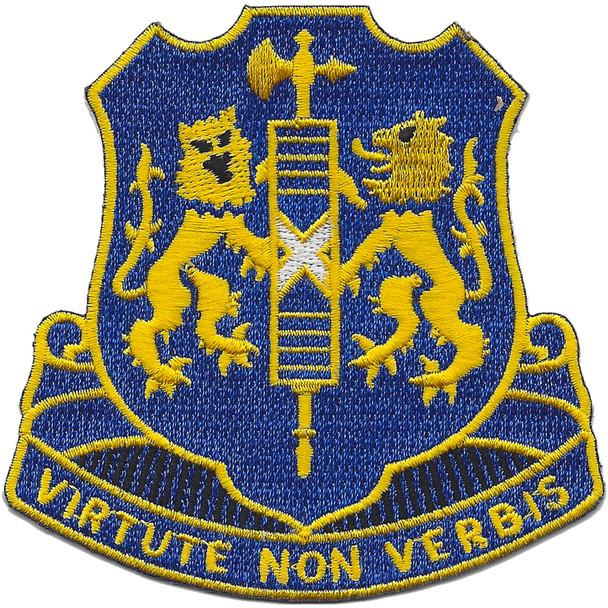 108th Infantry Regiment Patch