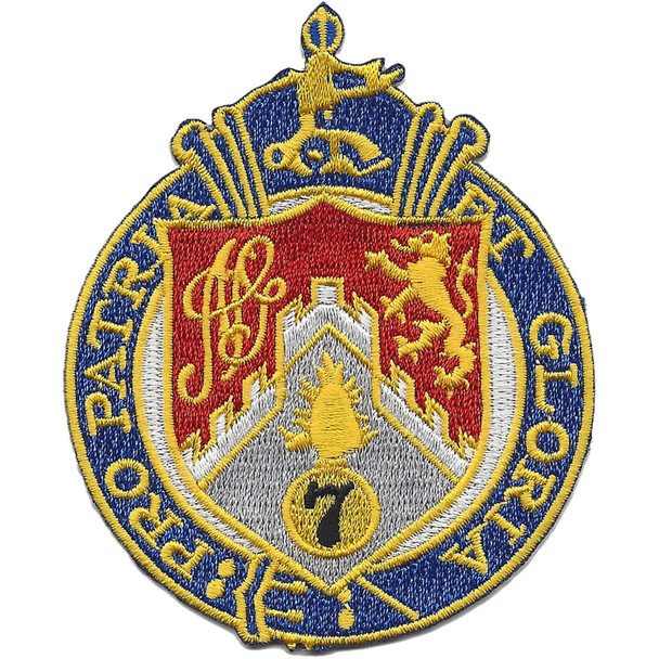 107th Infantry Regiment Patch