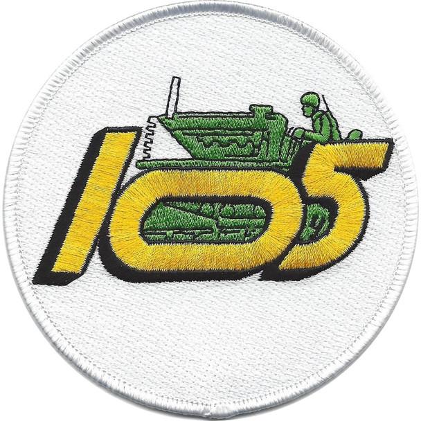 105th Construction Battalion Patch