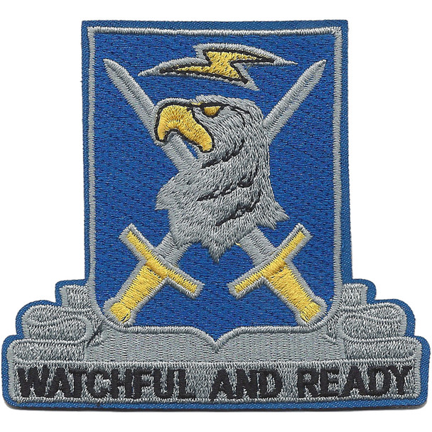 104th Military Intelligence Battalion Patch