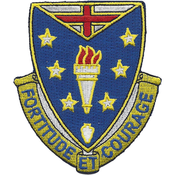104th Infantry Regiment New York Guard Patch