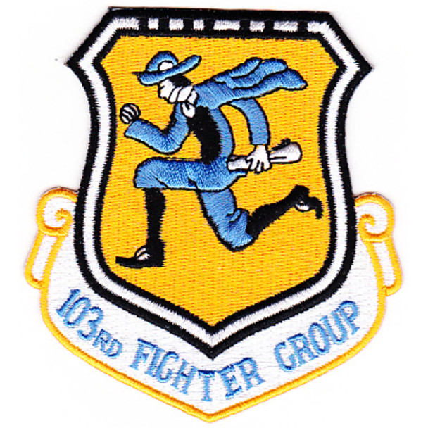 103rd Fighter Group Patch