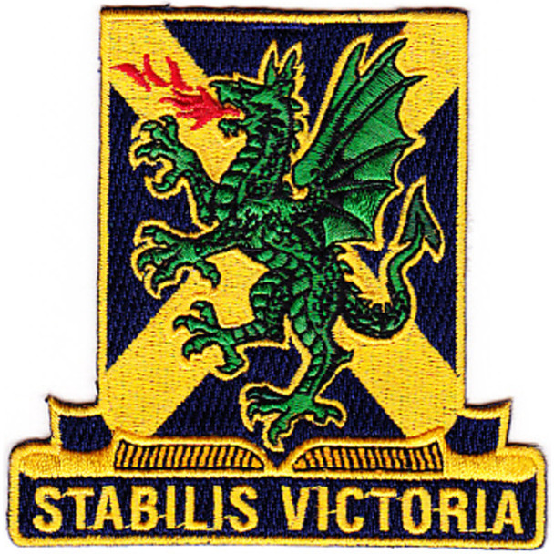 103rd Chemical Battalion Patch