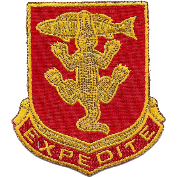 103rd Armored Cavalry Regiment Patch