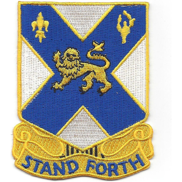 102nd Infantry Regiment Patch