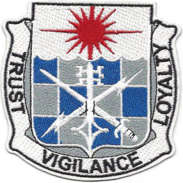 101st Military Intelligence Battalion Patch