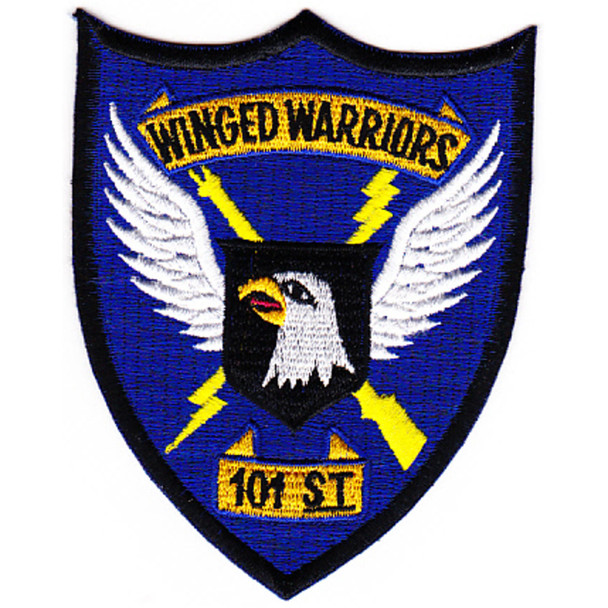101st Division Winged Warriors Patch