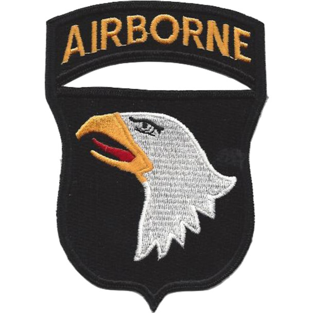 101st Airborne Division Screaming Eagles Patch