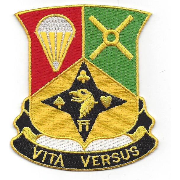 101 Airborne Division Sustainment Brigade Patch