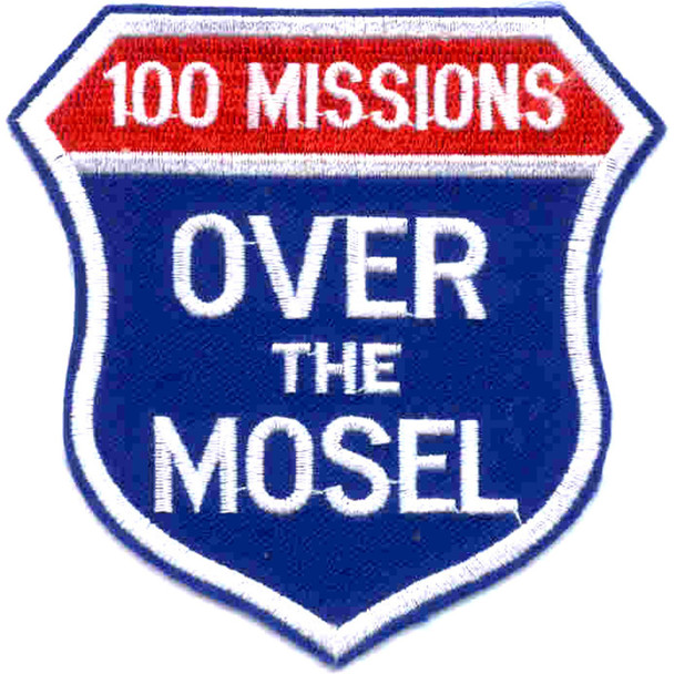 100 Missions Over The Mosul Patch