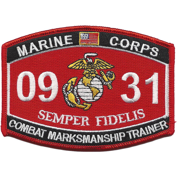 0931 Combat Marksmanship Trainer Patch