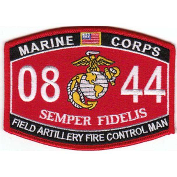 0844 Field Artillery Fire Control Man MOS Patch