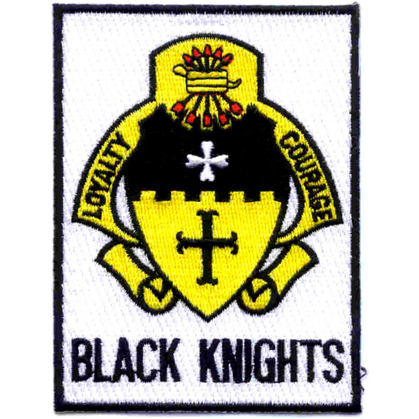 5th Cavalry Regiment Patch - Black Knights