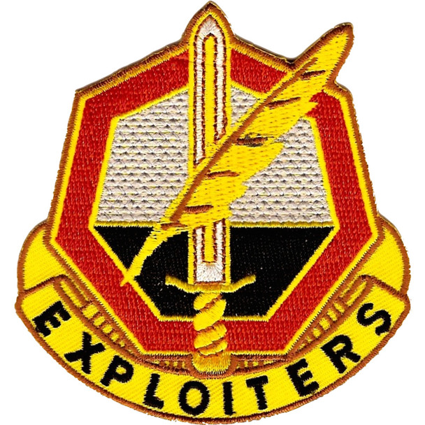 11th Psychological Operations Battalion Patch