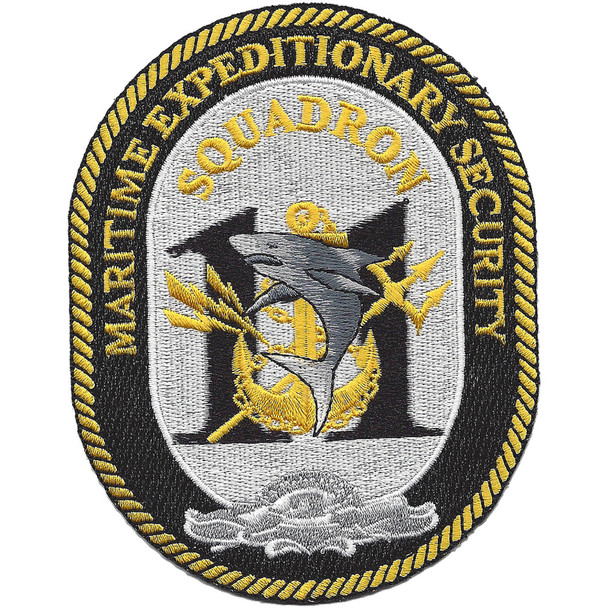 11th Maritime Expeditionary Security Squadron Patch