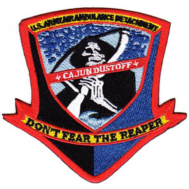 5th Aviation Battalion Air Ambulance Detachment Patch