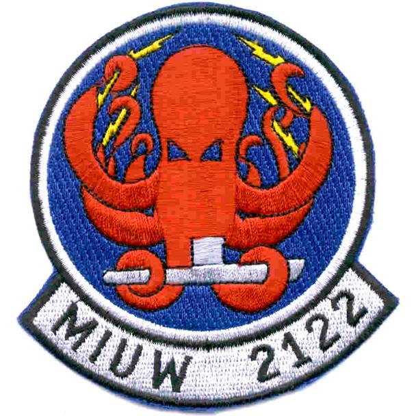 RP-MIUW-2122 Mobile Inshore Undersea Warfare Unit Vietnam Patch