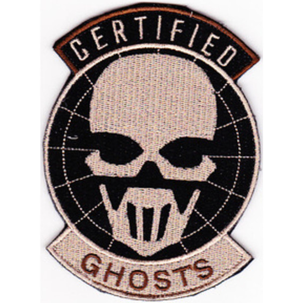 5 Sfg Certified Ghost Recon Patch Hook And Loop