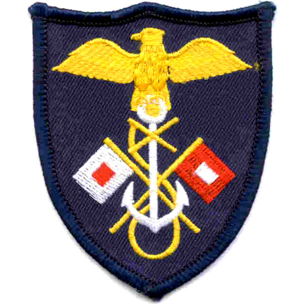 593rd Airborne Signal Battalion Patch