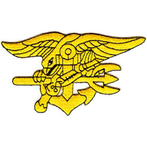 SEAL Special Forces Badge Patch