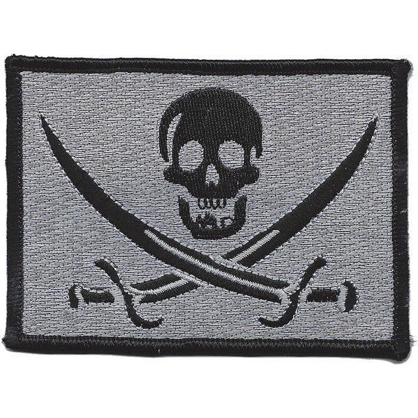 SEAL OIF OEF Calico Jack Pirate Patch