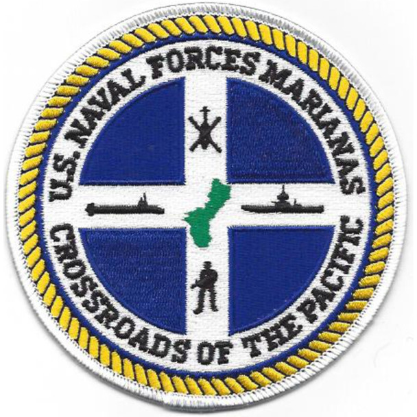 Naval Forces Marianas 7th Fleet Patch