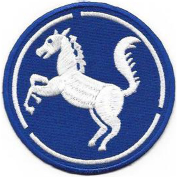 Republic Of Korea Army 9th Infantry Division Patch