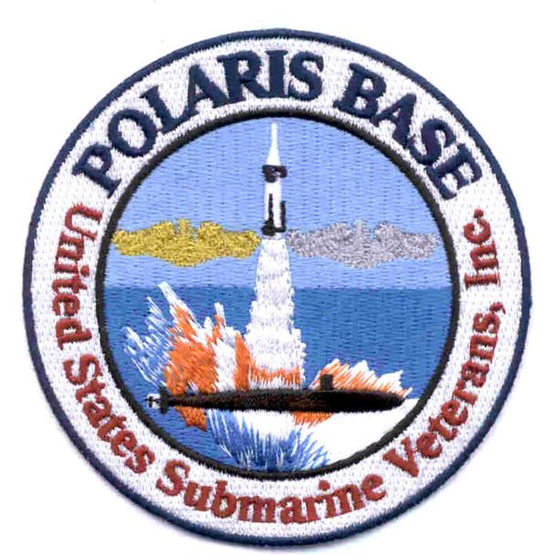 Polaris Veterans Base Patch